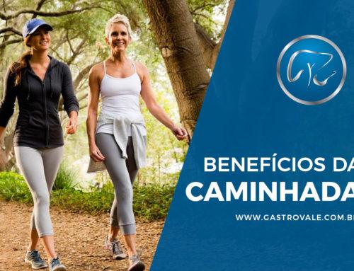 10 beneficios da caminhada