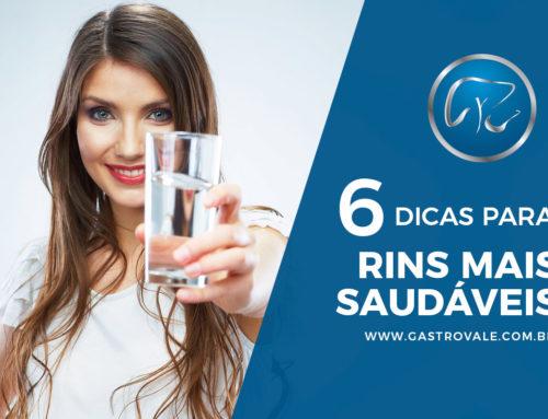 6 dicas para manter os rins saudáveis