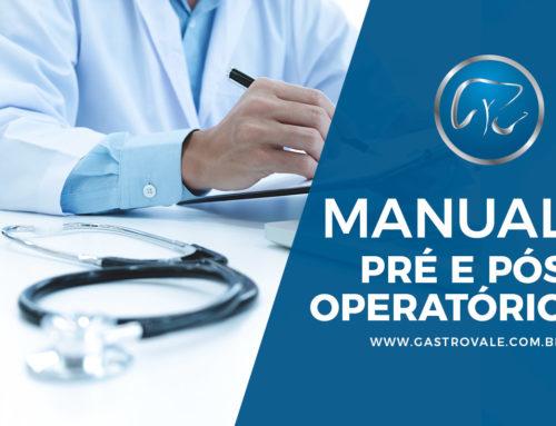 Manual Pré e Pós Operatório
