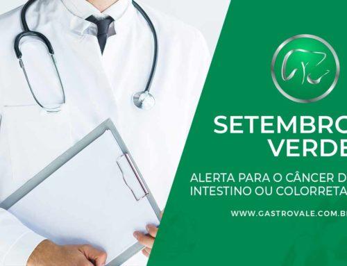 Setembro Verde: alerta para o câncer de intestino ou colorretal